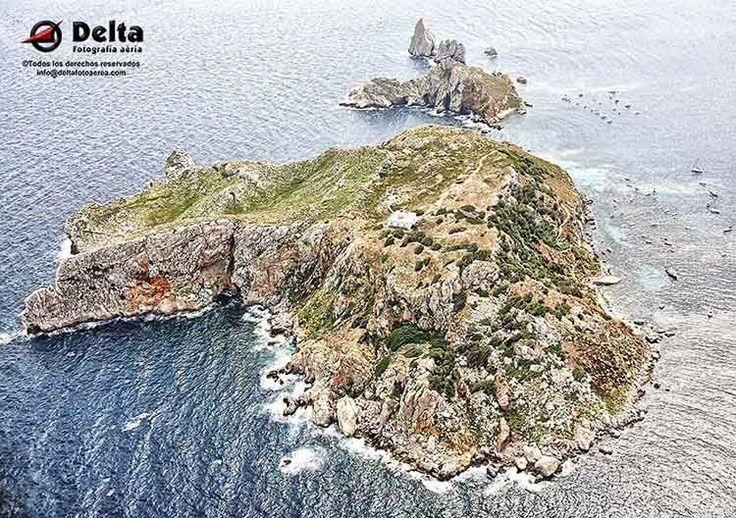 ©Delta Fotografia Aèria. Tamaños de islas.
