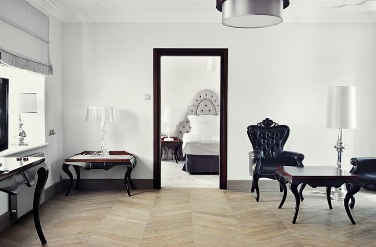 Hotel Krasicki - apartament