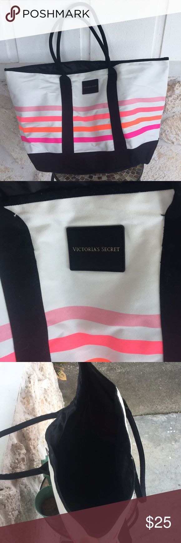 "🆕Victoria's Secret "" PINK"" Large tote NWOT ✅I ship same or next day ✅Bundle for discount PINK Victoria's Secret Bags Totes"