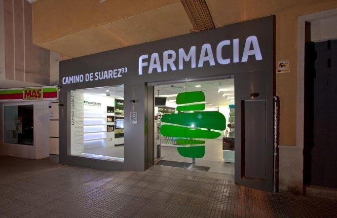 Farmácia Camino Suárez