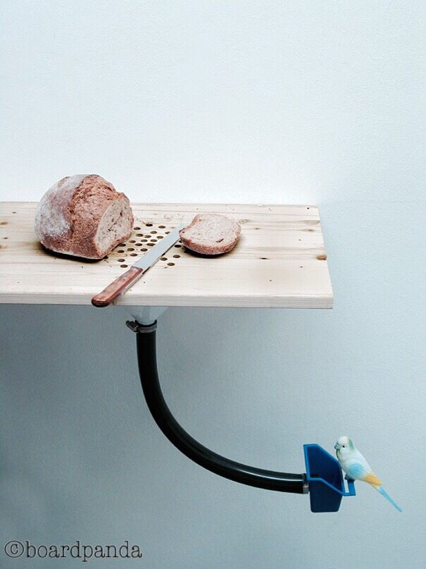 An easy creative cutest cutting board.