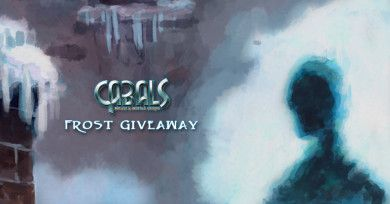 Frost Giveaway! News | Cabals: Magic & Battle Cards