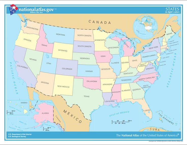 Best A Literary Map Of America Images On Pinterest United - World map of the united states