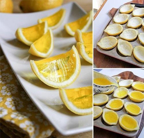 un petit goût de citron