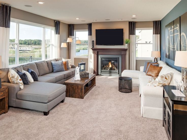 Huntington - Rum River Shores by Ryland Homes | Zillow                                                                                                                                                                                 More