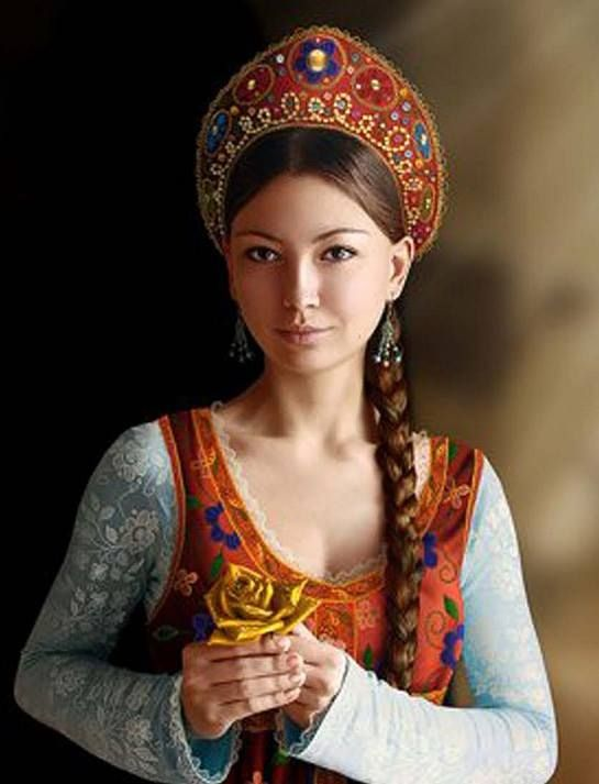 Eastern russian women