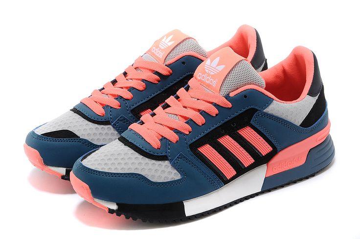 adidas Originals zx 630 vrouwen & mannen nederland opleiding sneakers bleu oranje d67742