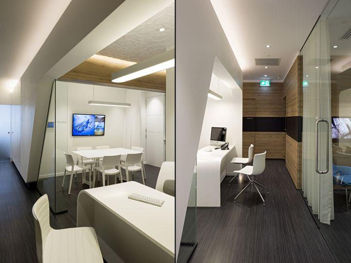CLINIC DESIGN! A & R Plastic Surgery by BASE Architecture, Brisbane   Australia clinic