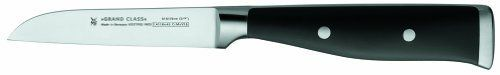 Cooking and prepping in the kitchen just got easier with this WMF Grand Class vegetable knife. The short and somewhat flexible blade makes this knife easy to use in a variety of ways. It is ideal for cleaning and preparing vegetables, mushrooms and salads, and peeling with the vegetable knife is... - http://kitchen-dining.bestselleroutlet.net/product-review-for-wmf-grand-class-3-12-inch-vegetable-knife/