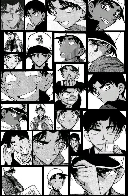 Heiji Hattori, great detective from the West