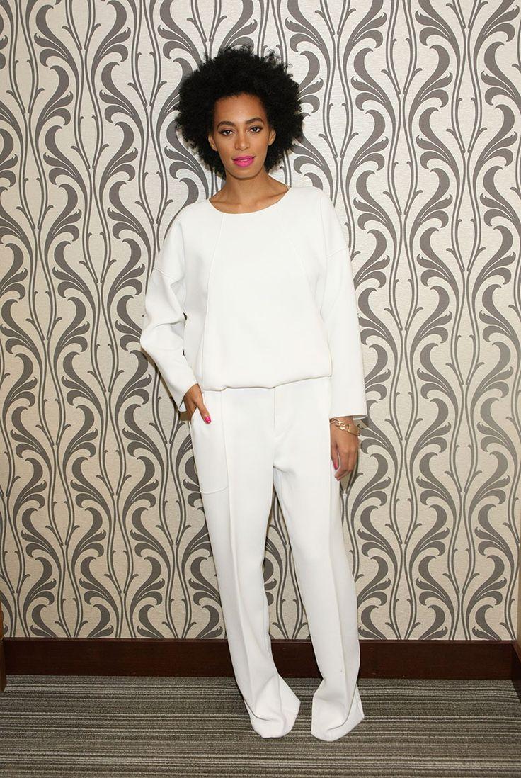 Solange Knowles's 10 Best Unconventional Bridal Moments - Vogue
