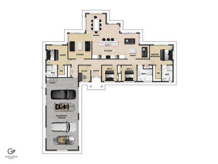 Spyder Floorplan #GoldenHomes