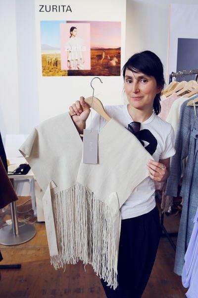 Ethical Fashion Show Berlin 2015: Zurita - GLAMOUR