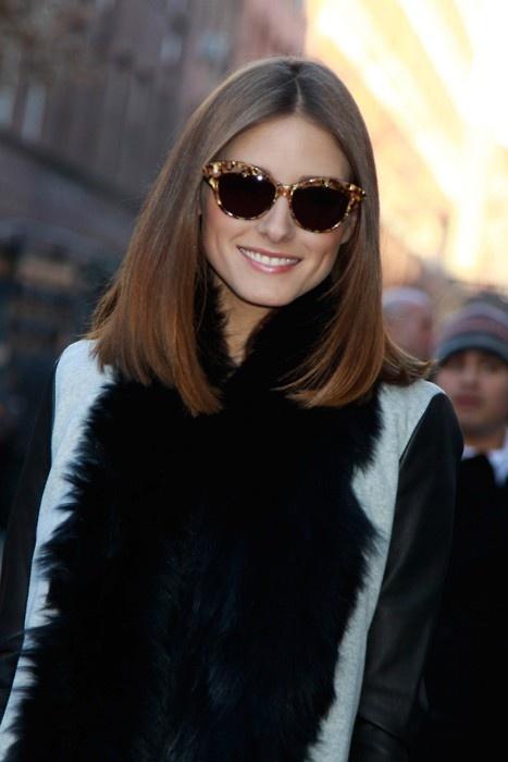 hair: Haircuts, Tom Ford Sunglasses, Healthy Hair, Hair Cut, Toms Ford Sunglasses, Olivia Palermo, Hair Style, Miu Miu, Hair Length