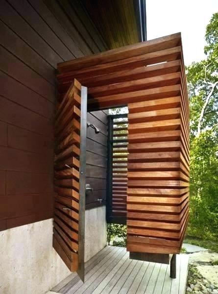 Image Result For Prefab Outdoor Shower Enclosures