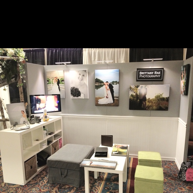 images about Craft Show Table Display Ideas on Pinterest   Trade show ...