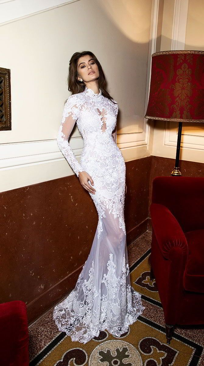 Dimitrius Dalia 2017 Wedding Dress