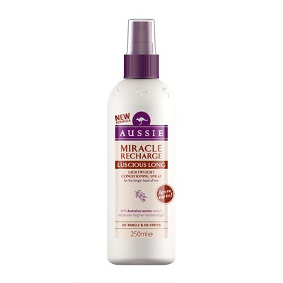 Aussie Miracle Recharge Luscious Long Leave-in Conditioner 250ml
