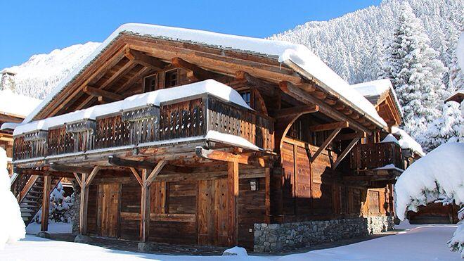 Chalet privatisé pour votre séjour à la Montagne avec FERT Pure Snow
