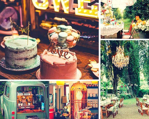 ¡NOS VAMOS DE BODA! ¿LO ÚLTIMO EN DECORACIÓN? Las cafeteras de lujo se cuelan en las celebraciones más selectas bit.ly/24hHKR7  #tendencias #decoracionBodas #CoffeBar @unabodaoriginal/ @bodasdecuento