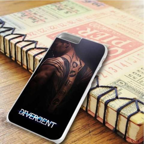 Divergent Tattoo iPhone 6 Plus|iPhone 6S Plus Case