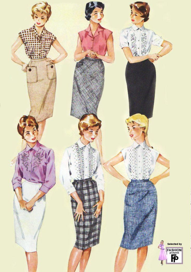 best 25 1950s fashion ideas on 1950s