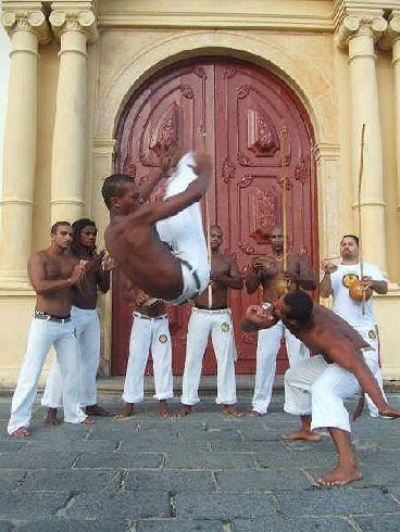 World Culture Tourizm: History of Brazil Culture