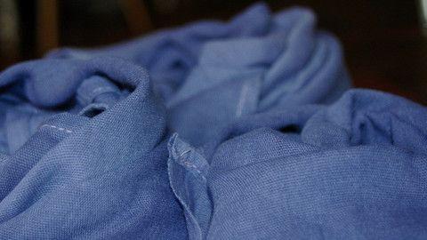 Muslin Receiving Blanket / Dyed