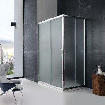 Box doccia 80x100 cristallo