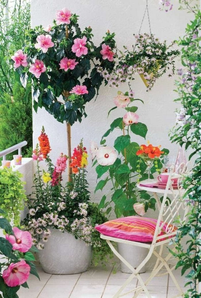 25 best ideas about idee deco balcon on pinterest - Idee balcon deco ...