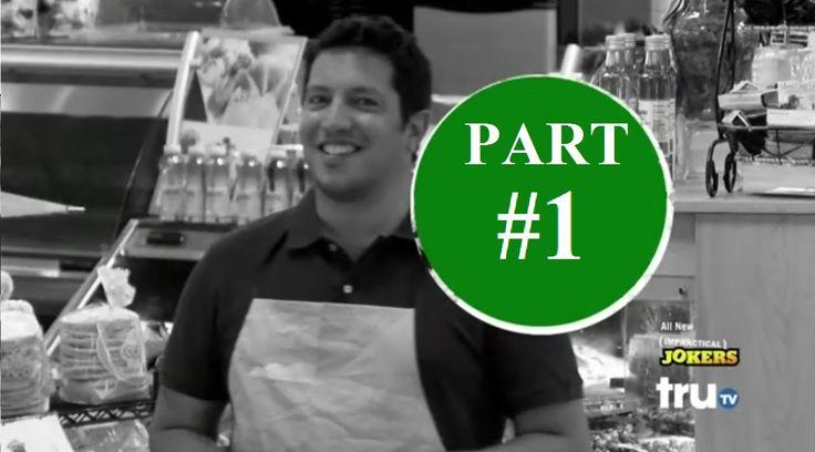 The Best - Sal's moments on Impractical Jokers - Season 1(Part 1 HD)