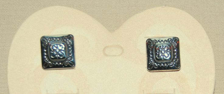 Brand On Card, Artisan Brighton Earrings - Delia ! With Free Shipping !