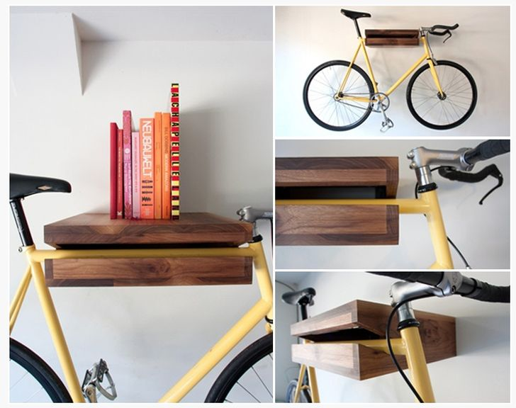 17 best ideas about range velo on pinterest garage velo rack v lo and mobilier g nial. Black Bedroom Furniture Sets. Home Design Ideas
