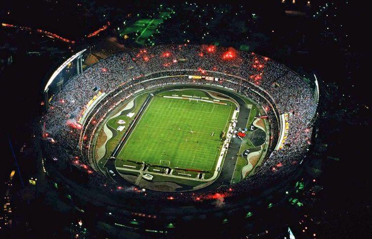 Estádio Cícero Pompeu de Toledo (Morumbi Stadium) - The home of São Paulo FC