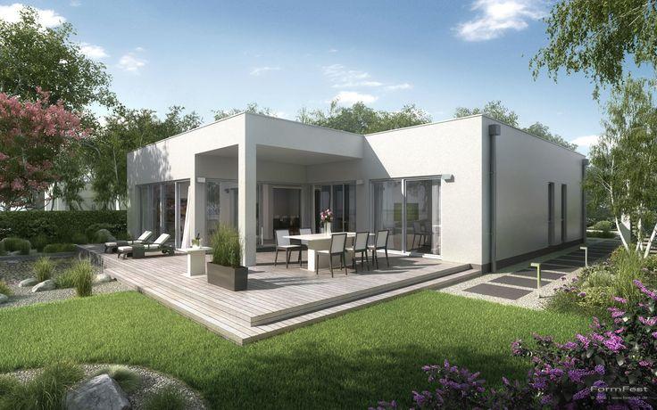Pin von Khatia Chkhenkeli auf L Shape House Pinterest - eklektischen stil einfamilienhaus renoviert