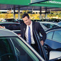National Car Rental Emerald Club Executive Level