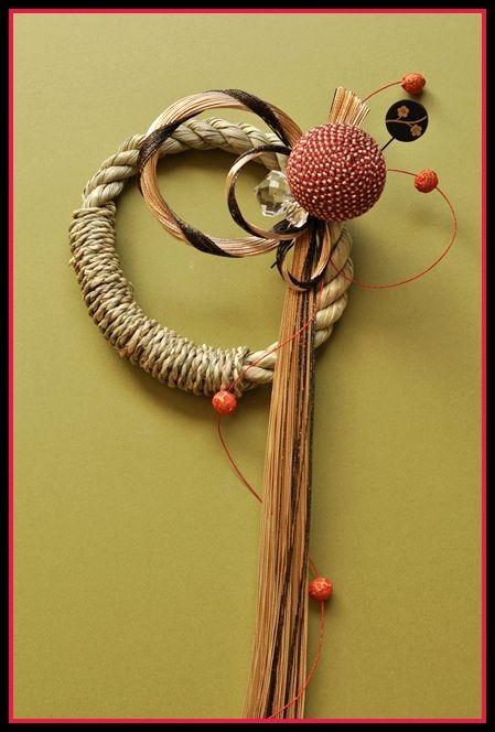 玉川高島屋クリスマス催事~とうとうお当番&しめ縄アレンジ|ママンのお花と天使の幸せ綴り