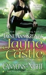 Books I want to readWorth Reading, Jayne Castles, Book Worth, Glasses Trilogy, Canyon, Night, Arcane Society, Fifteen Years, Book Three