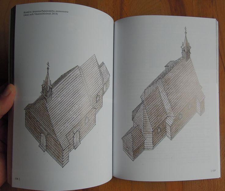 vlastimil krčmář, wooden church
