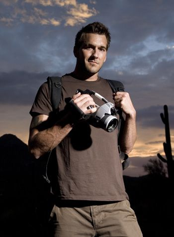 The Nights Brandon McMillan Sheds Light on His Wild Side