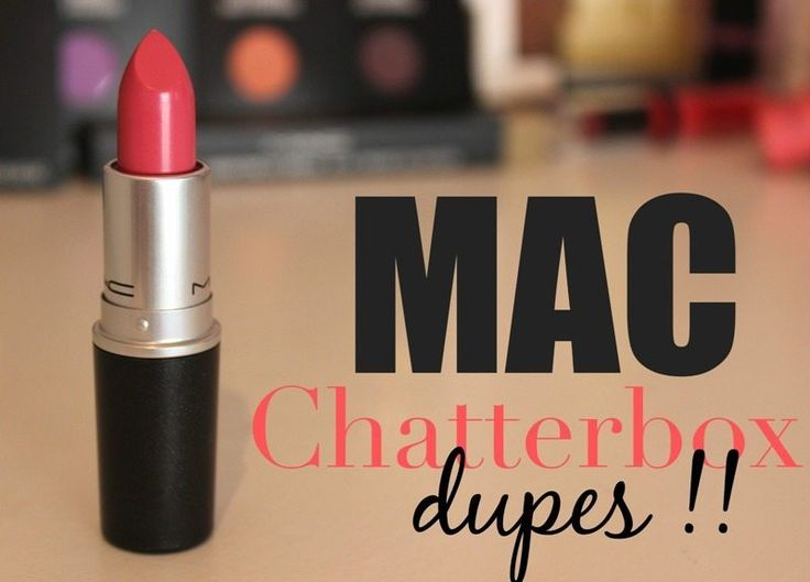MAC Chatterbox Dupes!! This Pink is a MUST Have <3 #lorealcolorrichepinkfever #lorealpinkfeverdupes #macchatterbox #MACChatterboxDupes #nyxfig #nyxfigdupes #revlonlipbuttersweettart #revlonlipbuttersweettartdupes
