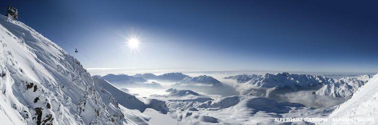 La station   Station de Ski - Alpe d'Huez - Vacances Ski