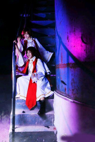 APH Mihver devletleri hetalia Güney İtalya, kuzey İtalya Twins Vatikan Kilise cosplay kostüm özel herhangi boyutu