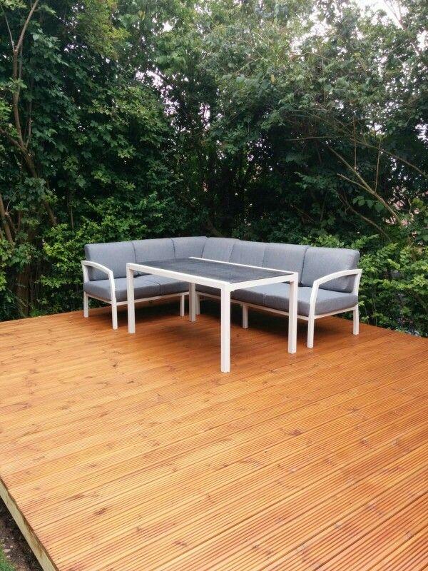 new decking furniture - Garden Furniture On Decking