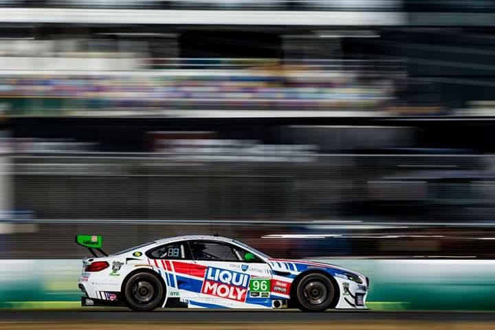 BMW M6 GT3 2018 DAYTONA 24h