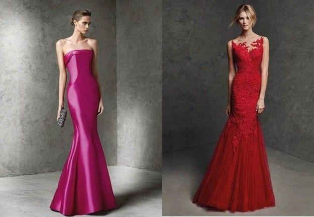 Pronovias 2016: Vestidos para invitadas de boda