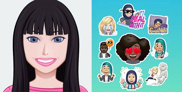 Facebook cartoon avatars setup app for android mikiguru