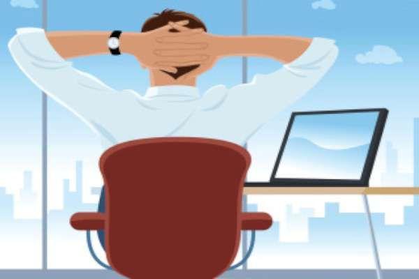 3 posturas que aumentan tu productividad.