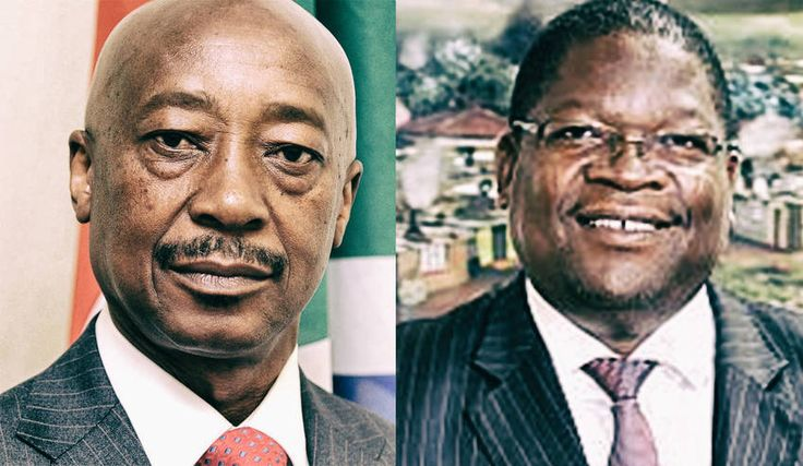 Hear no Evil, See no Evil: Tom Moyane welcomes Jonas Makwakwa back to SARS   South Africa   Daily Maverick