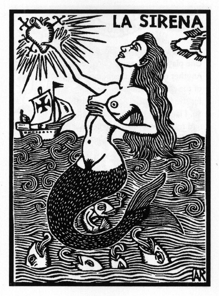La Sirena by Artemio Rodriguez.